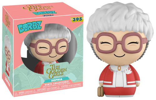 Funko Golden Girls Dorbz Sophia Vinyl Figure #395 [Regular Version]