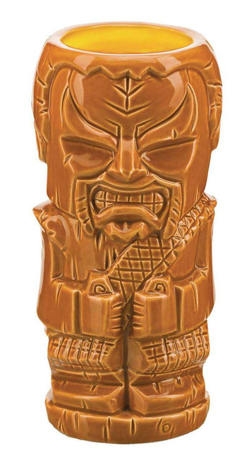 Star Trek Geeki Tiki Klingon 7-Inch Glass