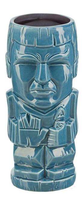 Star Trek Geeki Tiki Mister Spock 7-Inch Tiki Glass