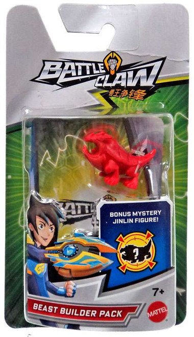 Battleclaw Red Dragon Beast Builder Pack
