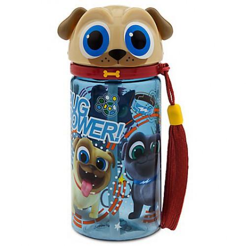 Disney Junior Puppy Dog Pals Rolly Exclusive Water Bottle