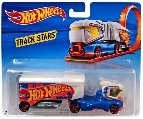 Hot Wheels Track Stars Aero Blast Die-Cast Car