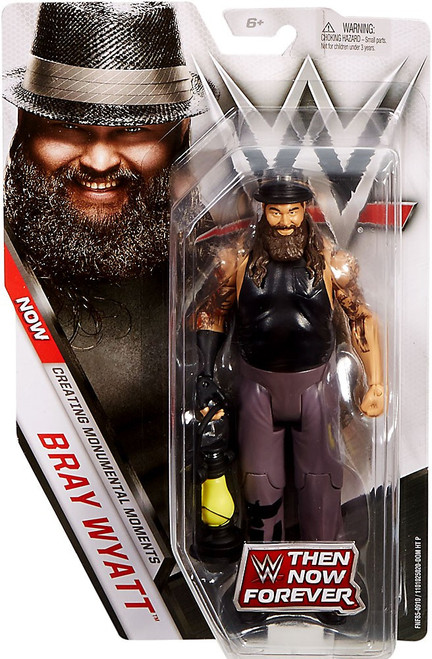 WWE Wrestling Then Now Forever Bray Wyatt Exclusive Action Figure
