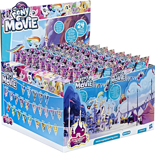 My Little Pony The Movie 2017 Wave 4 (Series 22) Mystery Box [24 Packs]