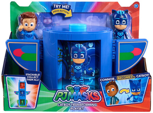 Disney Junior PJ Masks Catboy Transforming Playset