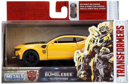 Transformers The Last Knight Metals Die Cast Bublebee 1:32 Die Cast Vehicle