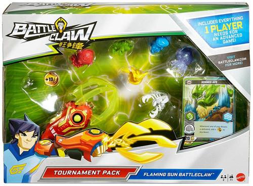 Flaming Sun Battleclaw Tournament Pack