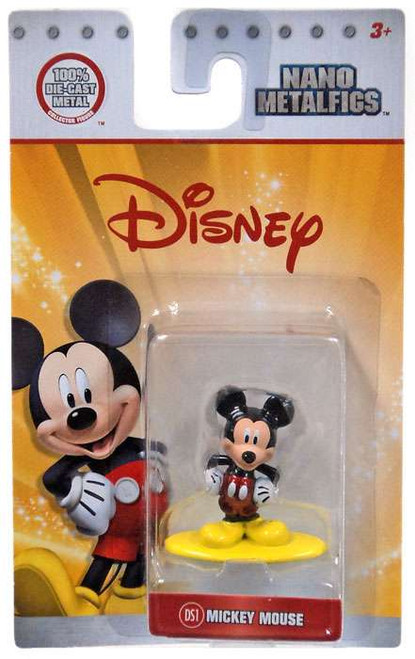 Disney Nano Metalfigs Mickey Mouse 1.5-Inch Diecast Figure DS1