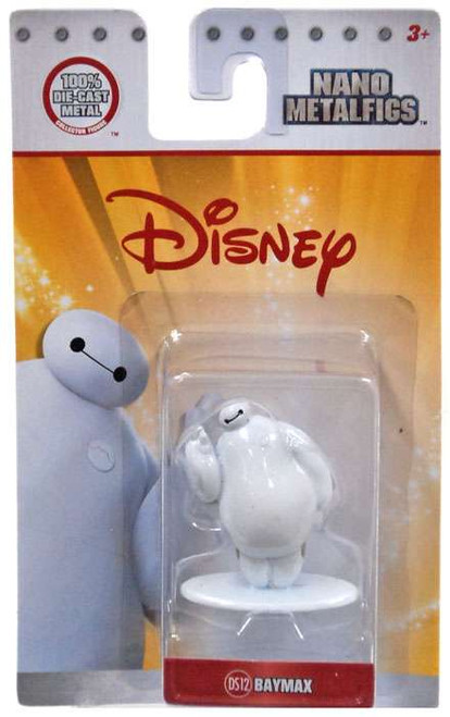 Disney Nano Metalfigs Baymax 1.5-Inch Diecast Figure DS12