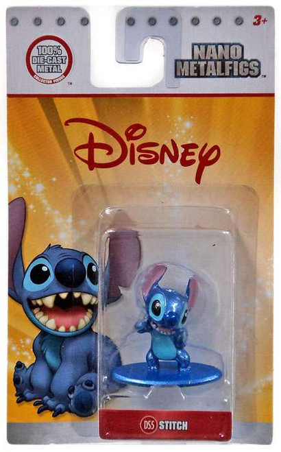 Disney Nano Metalfigs Stitch 1.5-Inch Diecast Figure DS5