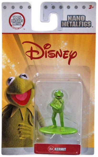 Disney Nano Metalfigs Kermit 1.5-Inch Diecast Figure DS4