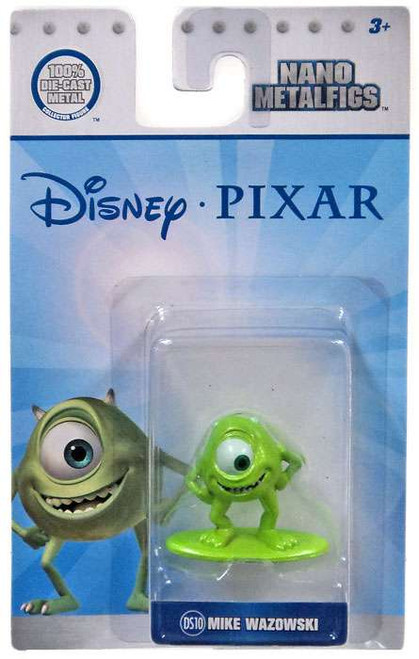 Disney / Pixar Nano Metalfigs Mike Wazowski 1.5-Inch Diecast Figure DS10
