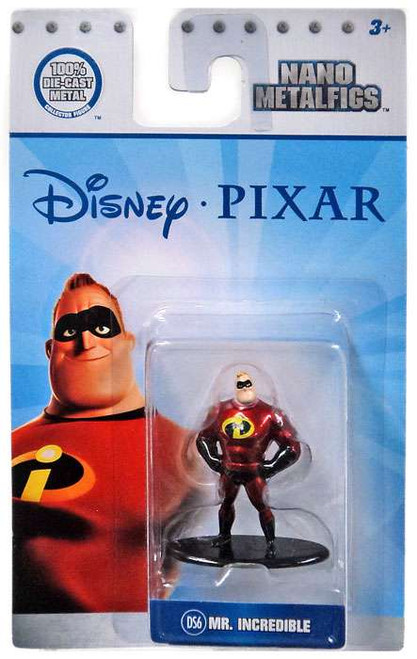 Disney / Pixar Nano Metalfigs Mr. Incredible 1.5-Inch Diecast Figure DS6