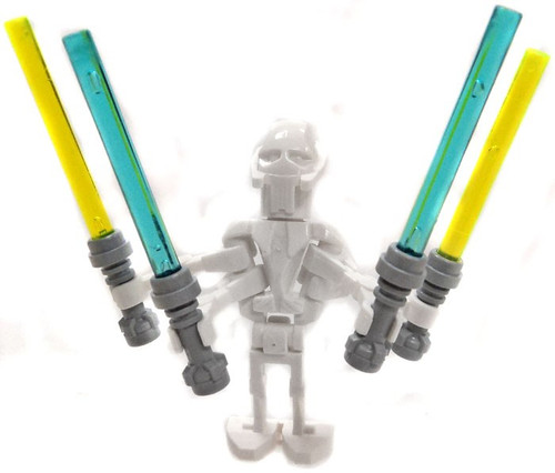 LEGO Star Wars Episode 3 General Grievous Minifigure [Loose]