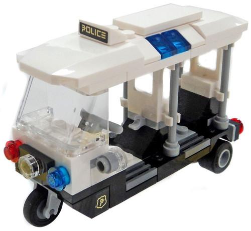 LEGO Ninjago Police Cart Set [Loose]