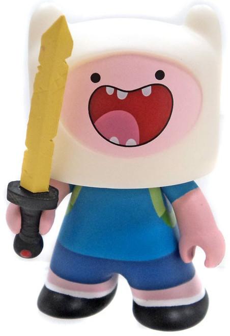 Cartoon Network Adventure Time Finn 2/20 Vinyl Mini Figure [Loose]