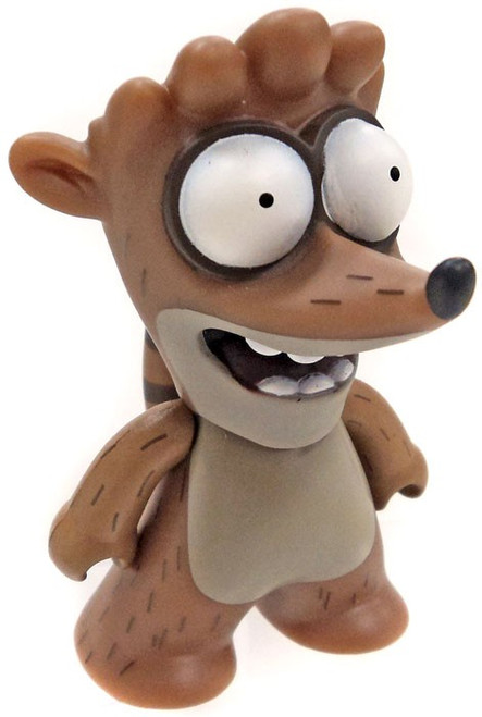 Cartoon Network Regular Show Rigby 1/20 Vinyl Mini Figure [Loose]