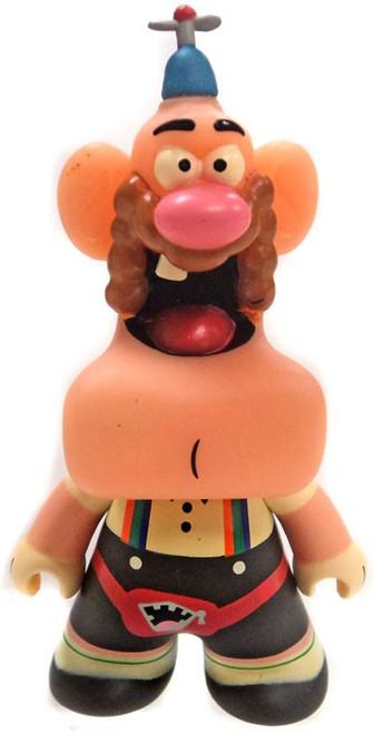Cartoon Network Uncle Grandpa 1/20 Vinyl Mini Figure [Loose]