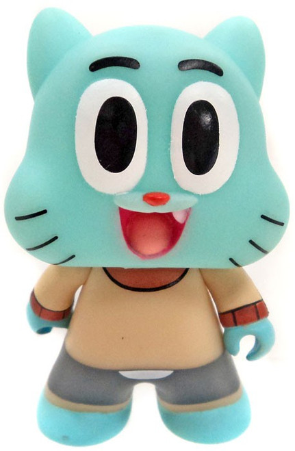 Cartoon Network The Amazing World of Gumball Gumball 1/20 Vinyl Mini Figure [Loose]
