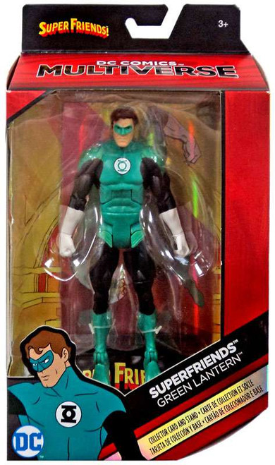 DC Superfriends Multiverse Green Lantern Action Figure [Superfriends]