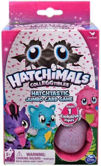 Hatchimals Colleggtibles Hatchtastic Card Game