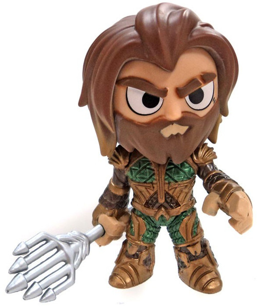 Funko DC Justice League Aquaman 1/6 Mystery Minifigure [Loose]