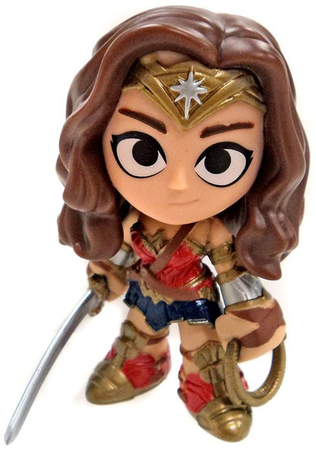 Funko DC Justice League Wonder Woman 1/12 Mystery Minifigure [Loose]