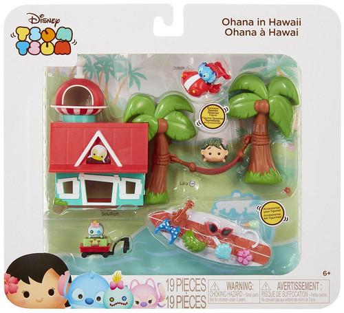 Disney Tsum Tsum Ohana in Hawaii