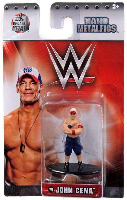 WWE Wrestling Nano Metalfigs John Cena 1.5-Inch Diecast Figure W1