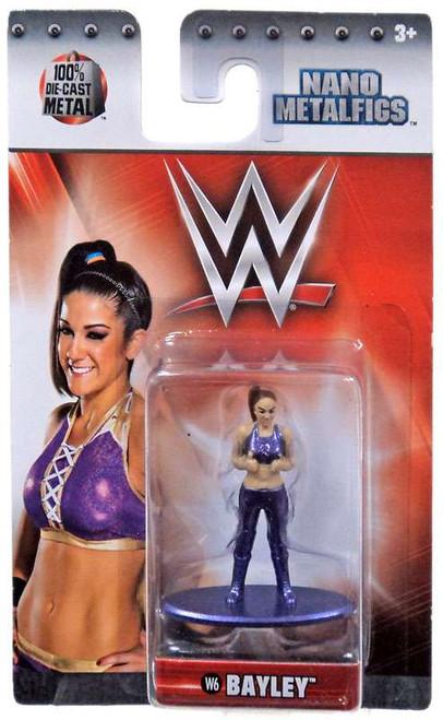 WWE Wrestling Nano Metalfigs Bayley 1.5-Inch Diecast Figure W6
