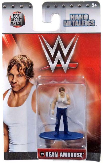 WWE Wrestling Nano Metalfigs Dean Ambrose 1.5-Inch Diecast Figure W9