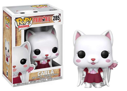 Funko Fairy Tail POP! Animation Carla Vinyl Figure #285