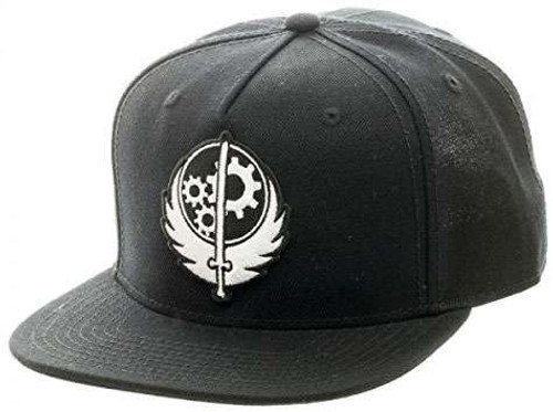 Fallout Brotherhood of Steel Snapback Cap Apparel