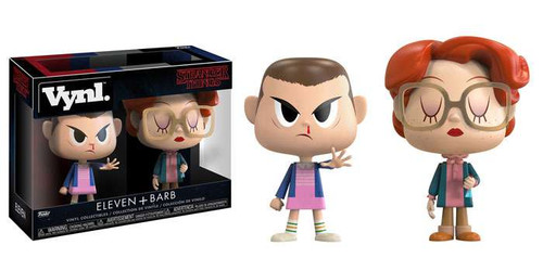 Funko Stranger Things Vynl. Eleven & Barb Vinyl Figure 2-Pack