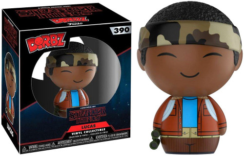Funko Stranger Things Dorbz Lucas Sinclair Vinyl Figure