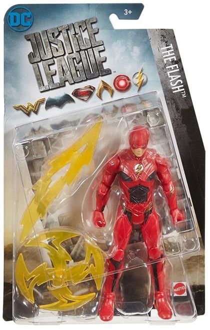 DC Justice League Movie The Flash Action Figure