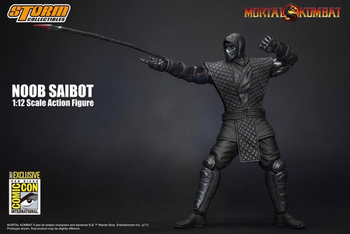 Mortal Kombat Noob Saibot Exclusive Action Figure [Limited Edition]