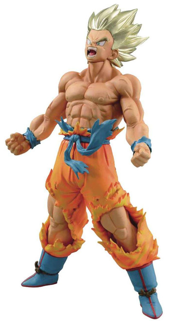 Dragon Ball Z Blood of Saiyans Super Saiyan Goku 7.1-Inch PVC Figure