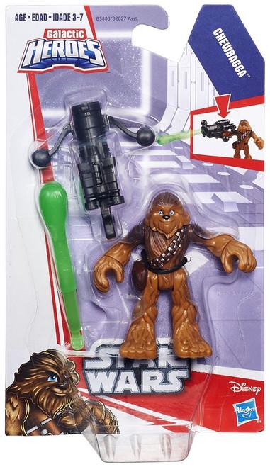 Star Wars Galactic Heroes Chewbacca Mini Figure