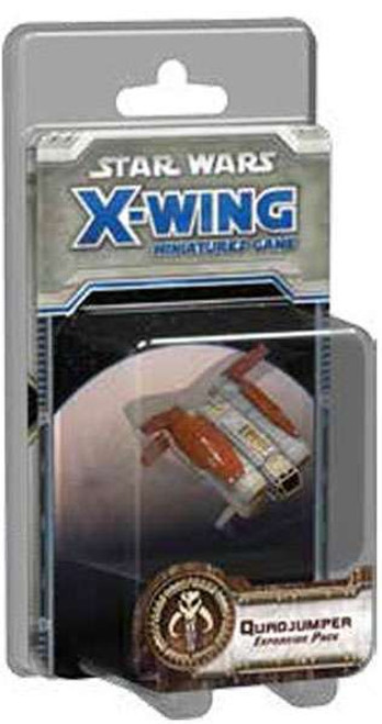 Star Wars X-Wing Miniatures Game Quadjumper Expansion Pack