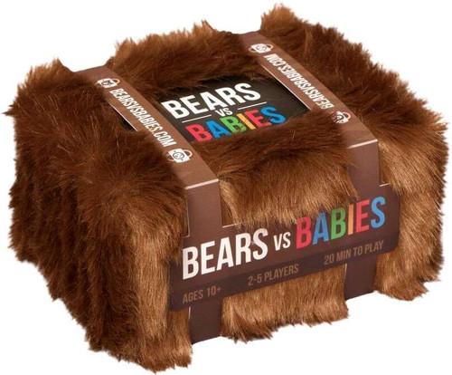 Bears vs Babies Bears vs. Babies Card Game