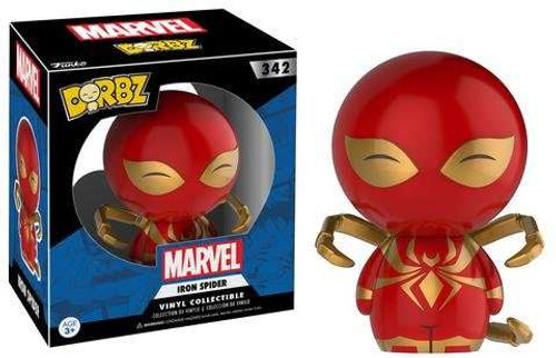 Funko Marvel Dorbz Iron Spider Exclusive Vinyl Figure #342