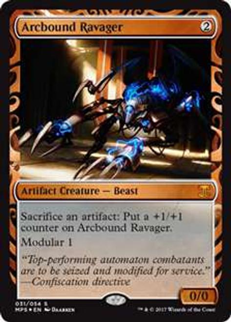 MtG Masterpiece Arcbound Ravager #31 [Kaladesh Invention]