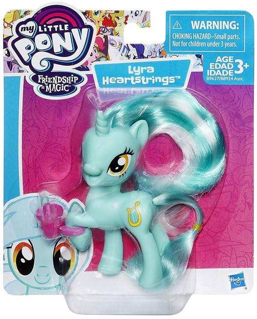 My Little Pony Friendship is Magic Lyra Heartstrings Mini Figure