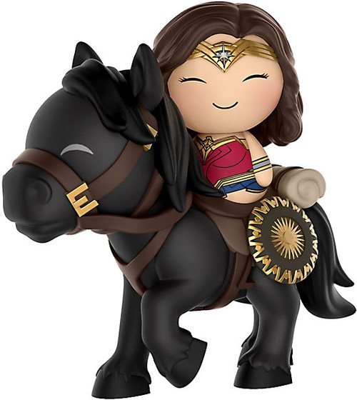 Funko DC Dorbz Ridez Wonder Woman on Horse Vinyl Collectible