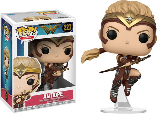 Funko DC Wonder Woman Movie POP! Movies Antiope Vinyl Figure #227