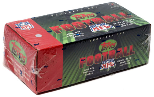 Topps 2004 NFL Football Cards Complete Set [Roethlisberger Rookie]