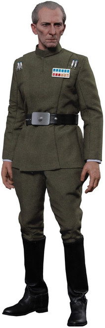 Star Wars A New Hope Movie Masterpiece Grand Moff Tarkin Collectible Figure