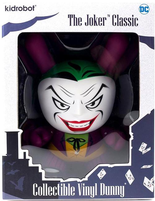 "DC Dunny The Joker Classic 5"" Vinyl Figure"