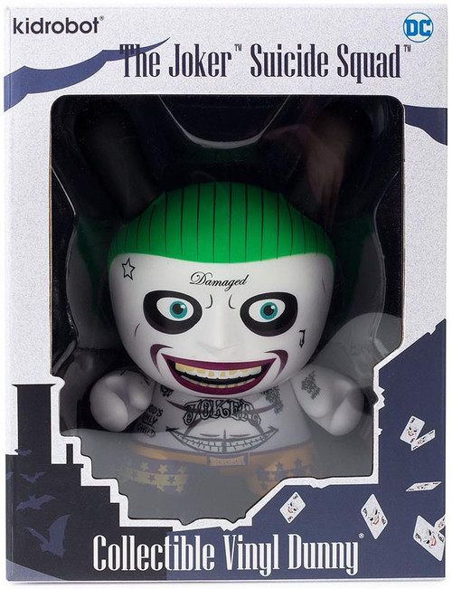 "DC Dunny The Joker Suicide Squad 5"" Vinyl Figure"